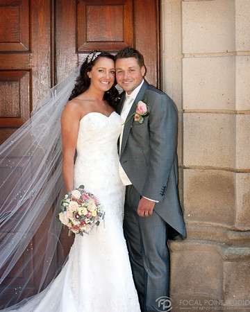 Claire & John Haskins