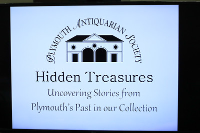 Plymouth Antiquarian Society Pot Luck Supper  4/21/17