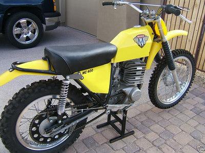 1974 400 Maico #2