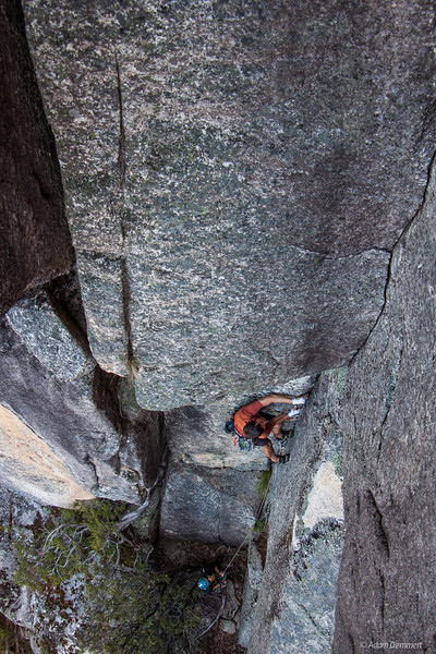 Oz on Silk and Satin, Mount Buffalo
