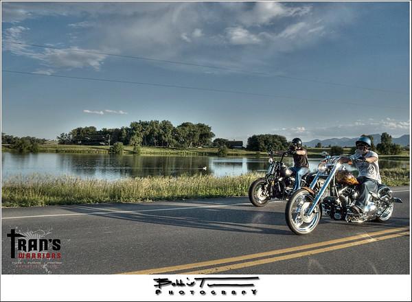 Warrior Motorcycle Club Shoot - FINALS
