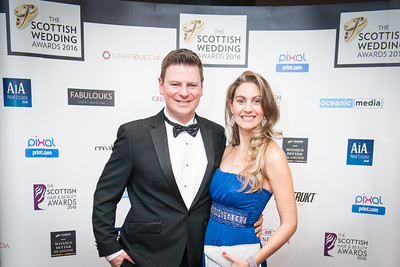 Scottish Wedding Awards 2016