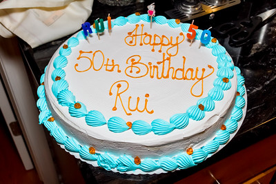Rui 50th Birthday