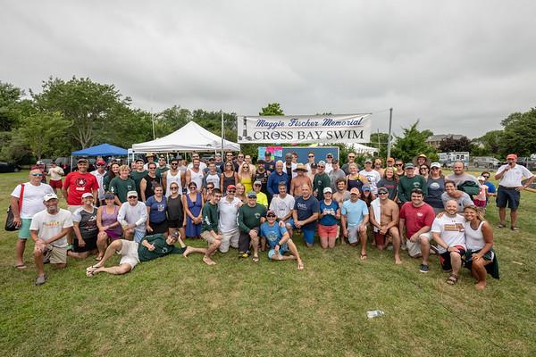 Cross Bay Swim 2019