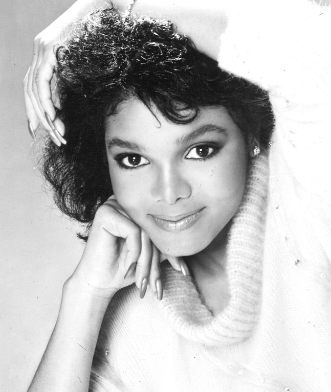 . Janet Jackson (Courtesy of the Rock & Roll Hall of Fame and Museum)
