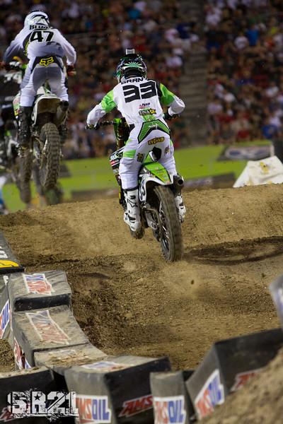 2012 Las Vegas Sx | 450 Races