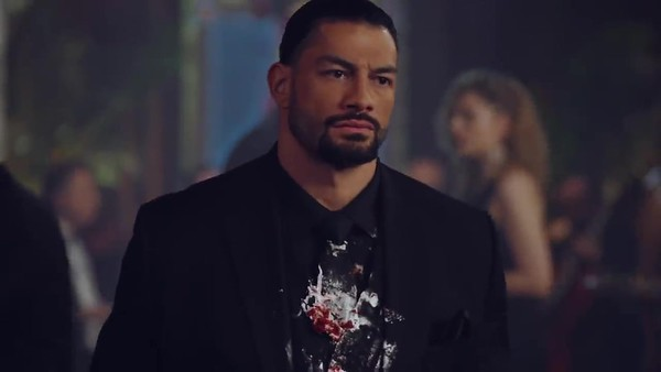 Roman Reigns - Screencaps / WWEk20 Ballroom Blitz Commercial