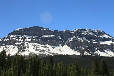 Banff to Jasper Icefields Parkway