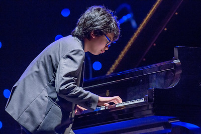 March 11th, 2016  Joey Alexander Trio with The Symphonia & Constantine Kitsopoulos, conductor