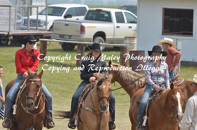 PERF OPENING CEREMONIES AND BAREBACK 07-04-15