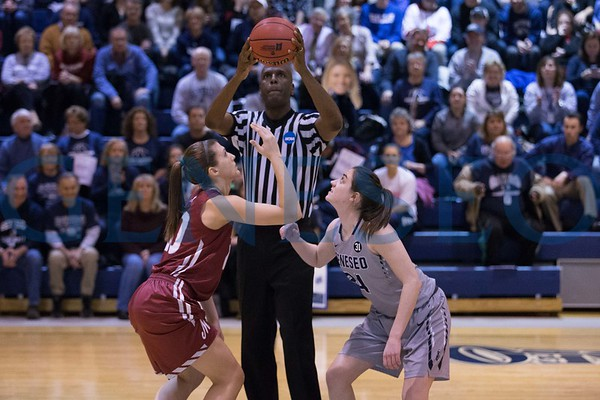 Women's Basketball vs. Muhlenberg College (NCAA Round One)