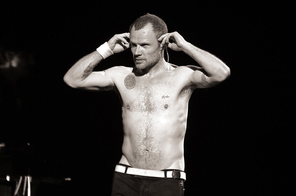 Flea - Red Hot Chili Peppers