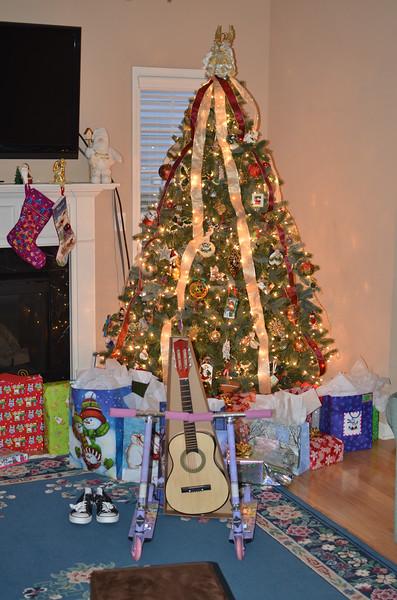 Harrell Family Christmas 2012