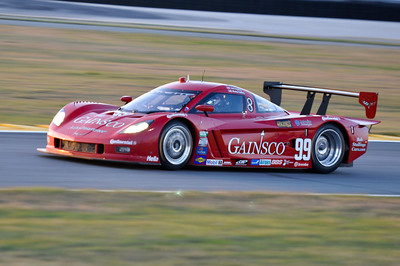Daytona 24 Hour Race 2012