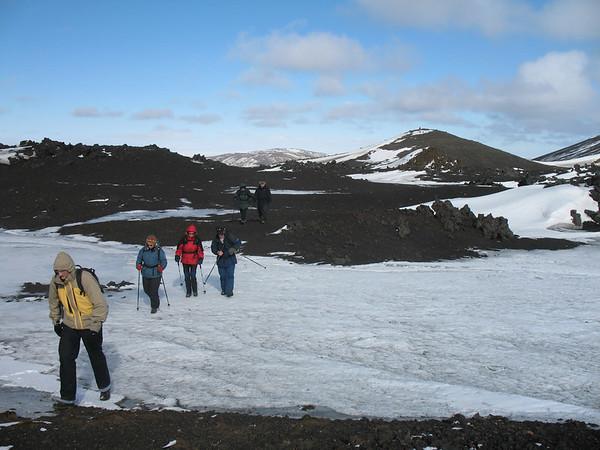 Hekla 01.04.2006
