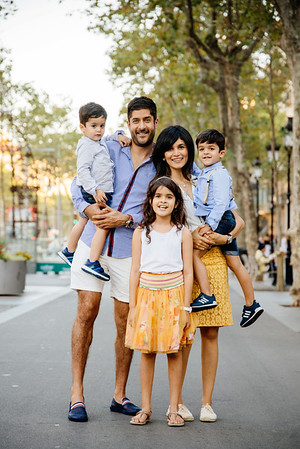 Passeig de Gràcia | Moloo Family