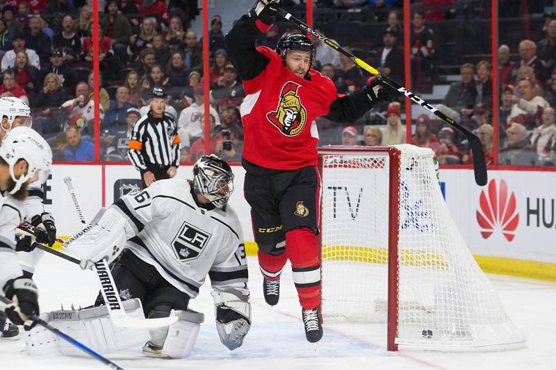 NHL 2018: Kings vs Senators  OCT 13