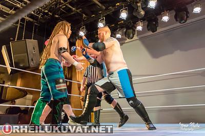 2018.1 Wrestling Show Live