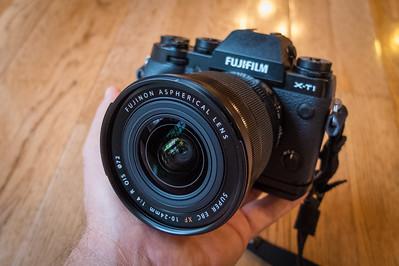 Fuji 10-24mm Lens