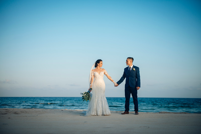 Sandra + Richard Wedding - Blue Venado Beach Club