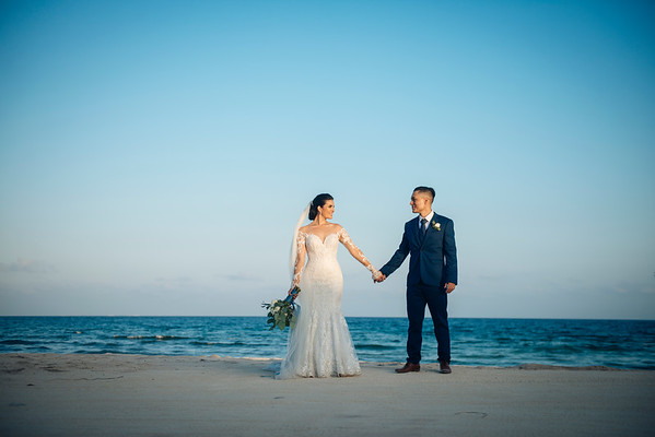Sandra + Richard Wedding - Blue Venado Beach Club