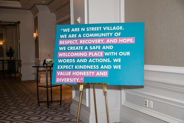 N Street Village, May 23, 2019