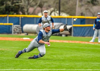 3-9-19 NC Wesleyan Baseball