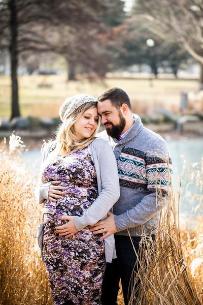 Danielle + Troy: Maternity