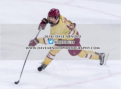 3/1/2018 - Boys Varsity Hockey - MIAA D1A - Pope Francis vs BC High
