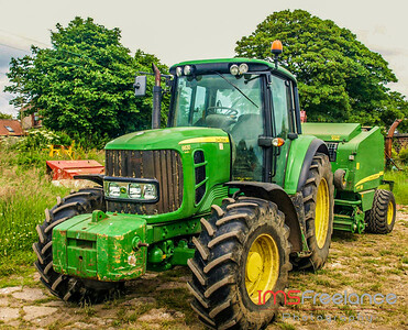 Agricultural Farming Photography