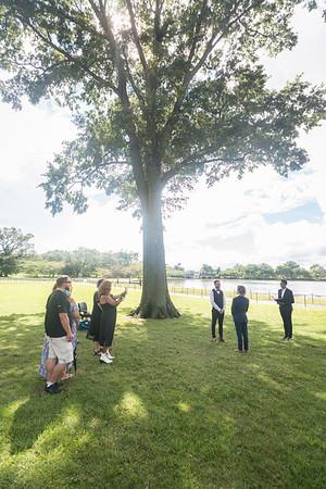 01 Ceremony & Formals & Jefferson Memorial