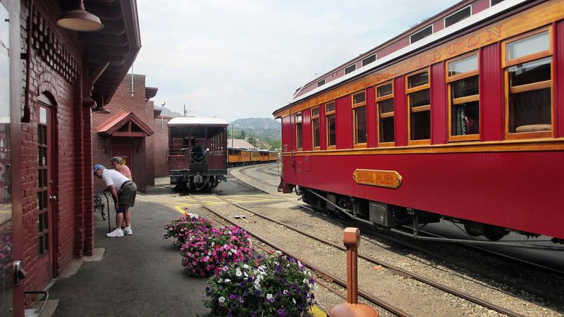 Durango, Colorado, scenes and DoubleTree Durango Hotel Scenes - Museum