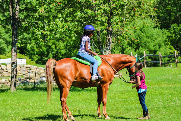 July 18: Horseback Riding