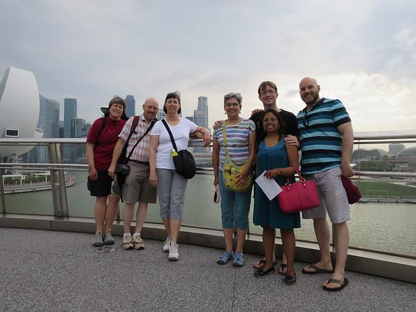 Aug 10 - 17: Singapore (Scott)