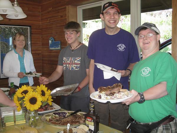 Annie's Kitchen Party 2012