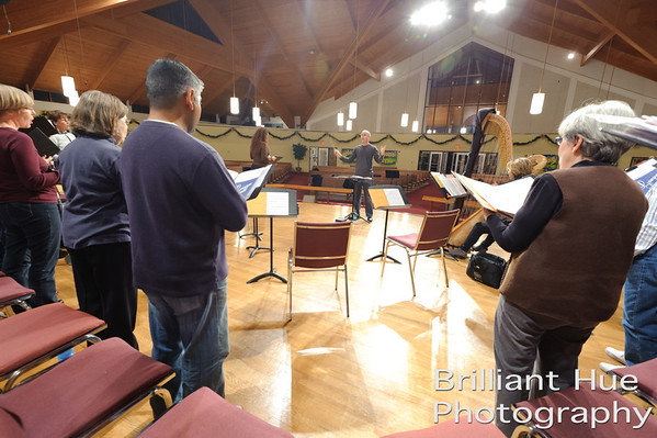 TCC Rehearsal - December 2011
