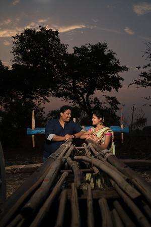 Sanjana & Basanth