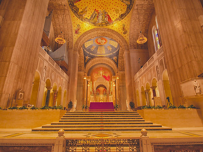 Washington, DC, Basilica of the Immaculate Conception