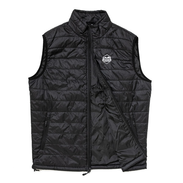Organ Mountain Outfitters - Outdoor Apparel - Mens Outerwear - Puff Vest - Black.jpg