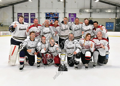 Co-Ed Black Championship - NJ Generals vs Buffalo Huskies