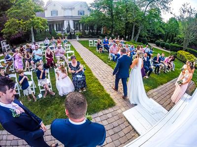 Crystal & Juston Wedding Timelapses