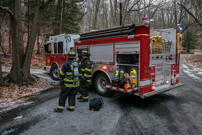 1-14-15 Structure Fire, Wharton Ln.