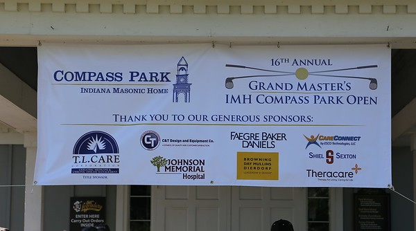 16th Annual GM's Compass Park IMH Golf Outing 07-27-2016