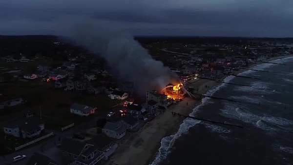 12/6/2019 Beach Rd West Structure Fires