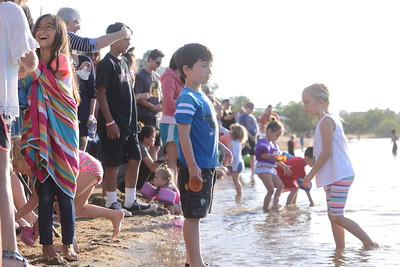 May 20, 2018 Lake Baptisms