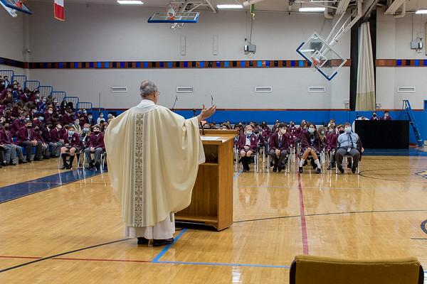 School Mass - October 21, 2022