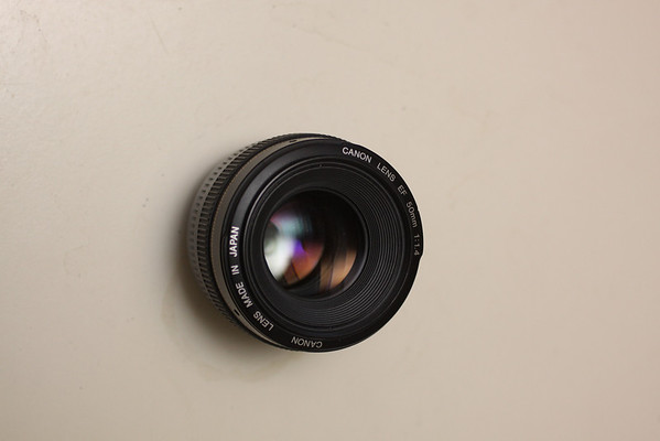 Canon 50MM F1.4 Lens $300 Perfect Condition