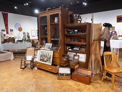 UWSP 125th Anniversary Carlsten Gallery Exhibit