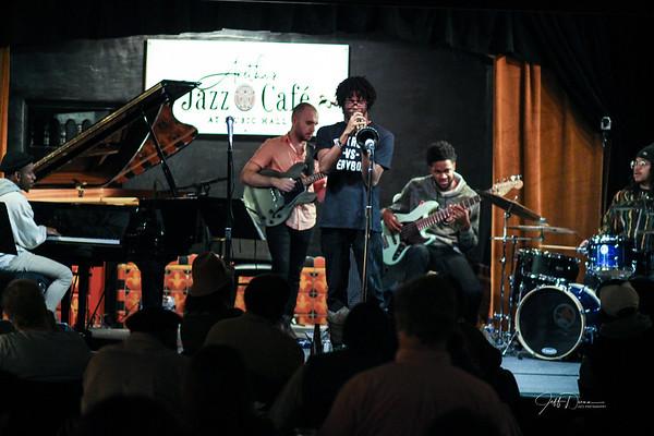 Modern Element - Aretha's Jazz Cafe - 11-2-2018