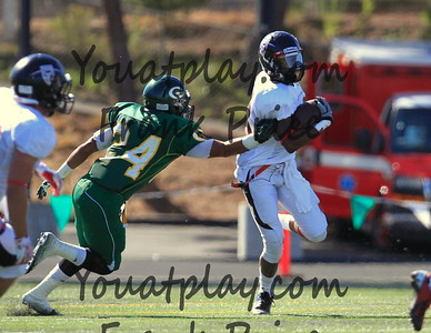Santa Ana vs. Grossmont 9-28-13